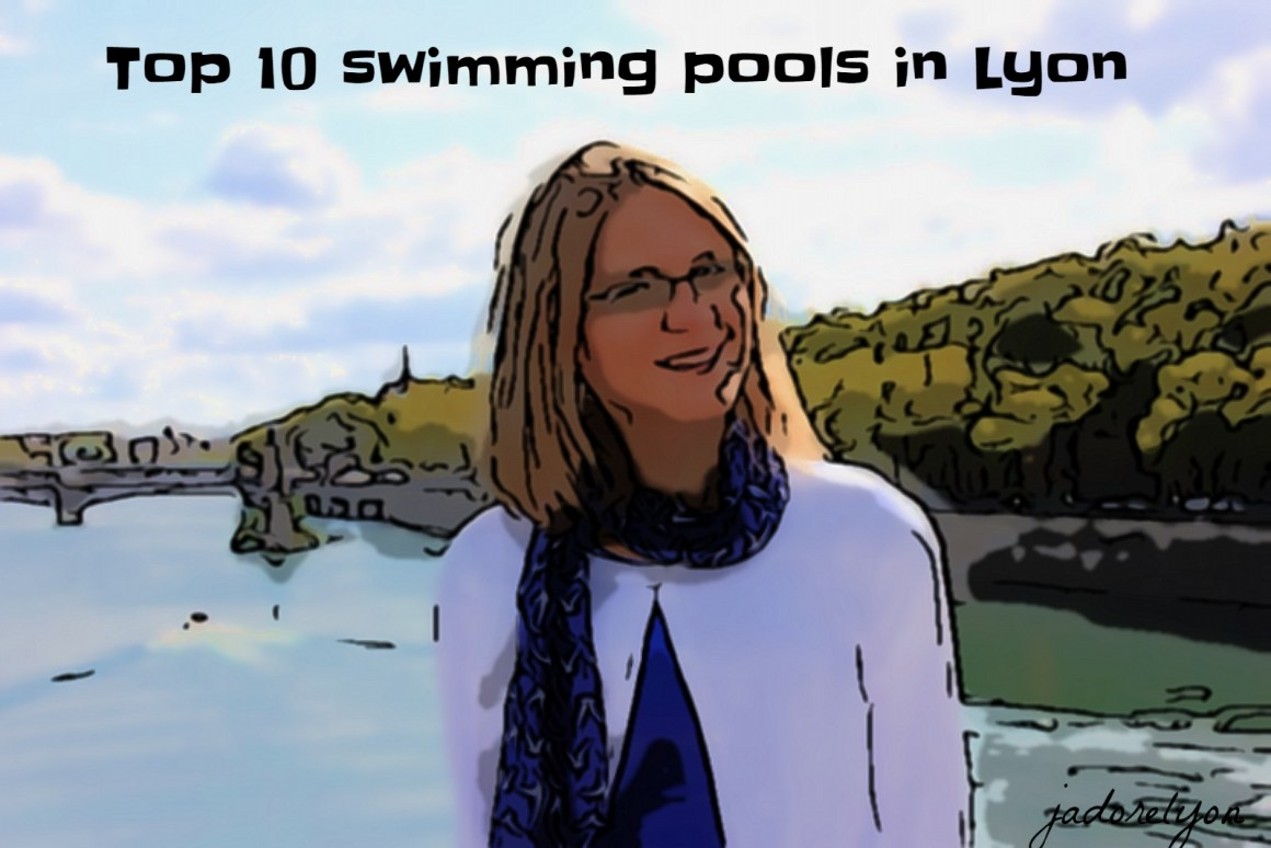 Top 10 swimming pools in Lyon