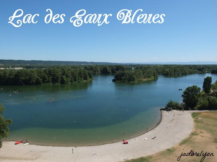 Lac des Eaux Bleues