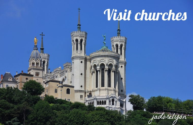 Visit churches