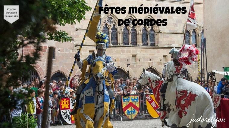 Fêtes médiévales de Cordes.(1)