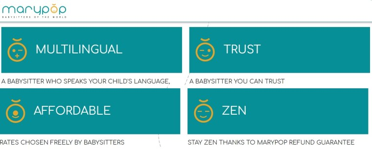babysitter services marypop
