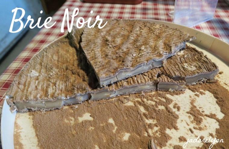 Brie Noir.