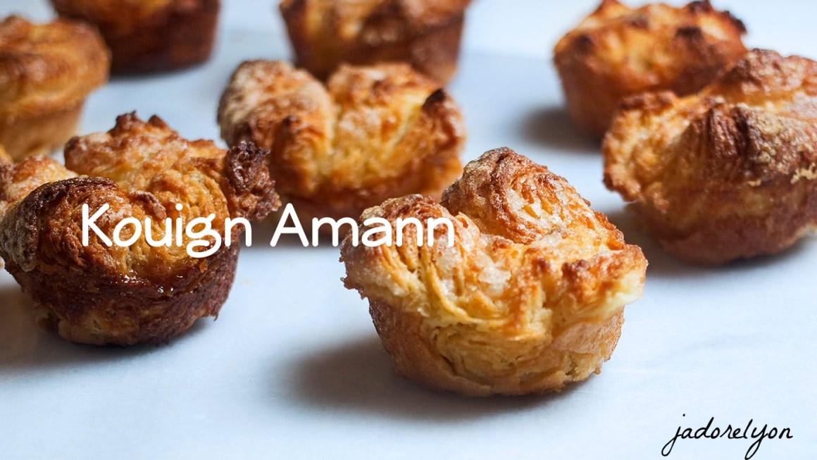 Kouign Amann.