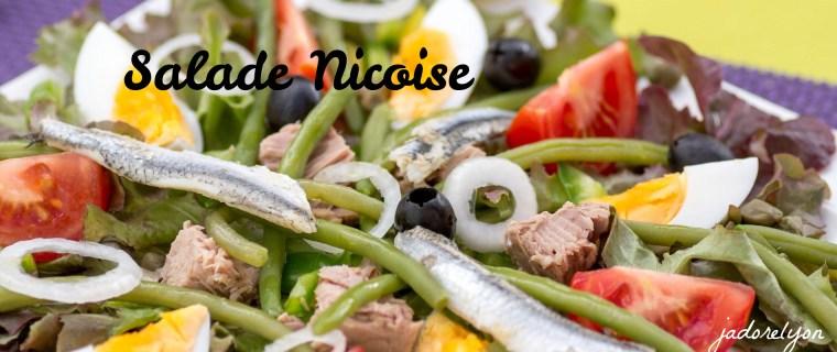 Salade Nicoise.
