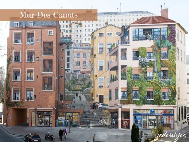 Le Mur Des Canuts,