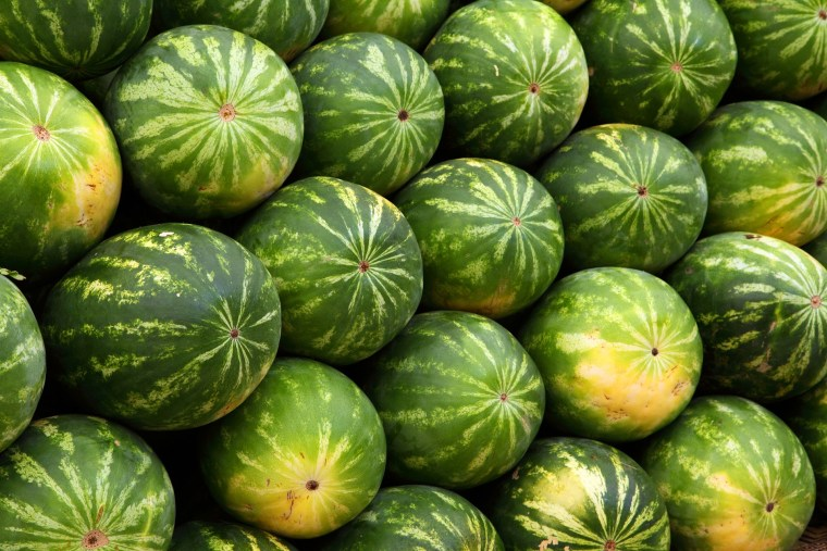 So many watermelons in France. Photo by pixabay.com