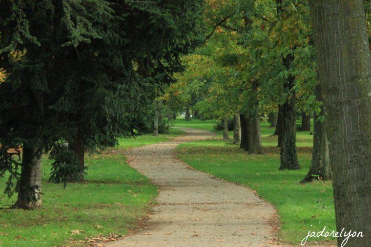 Visit any Lyonnais park