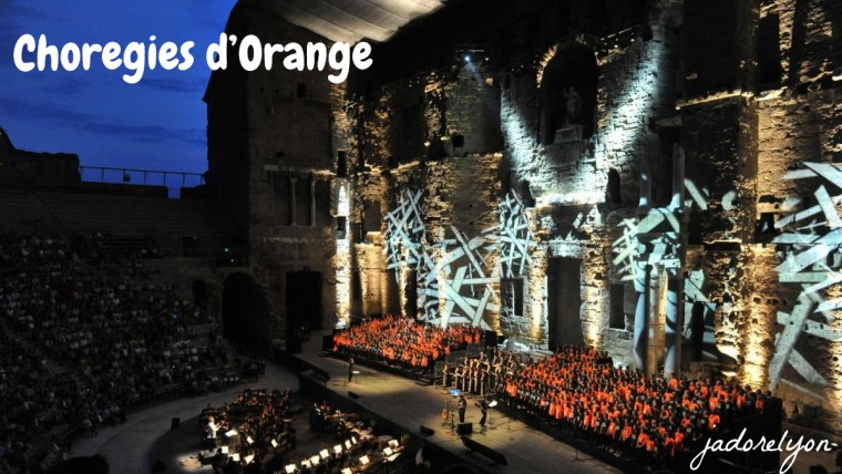 Choregies d'Orange
