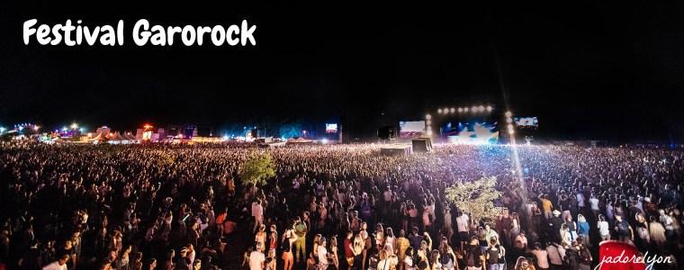 Festival Garorock.