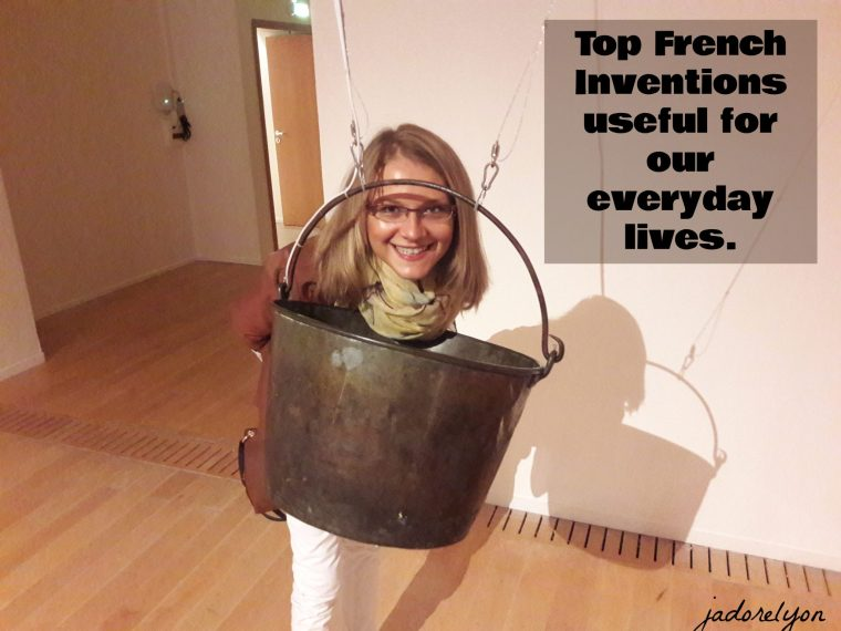 Check the list I have put together about the French Inventions useful for our everyday lives.