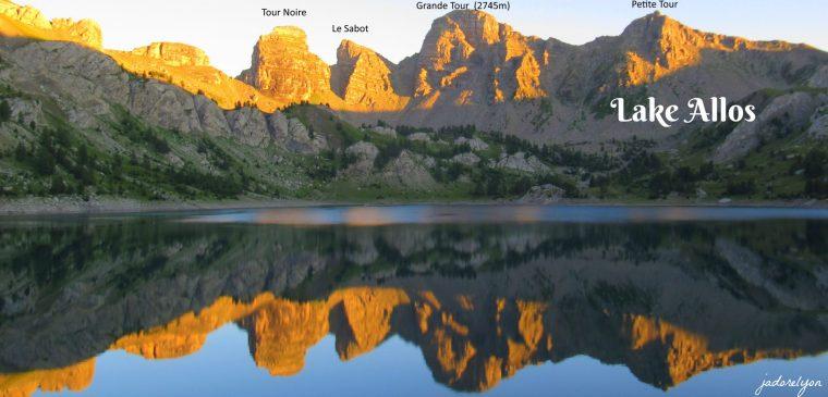 Lake Allos