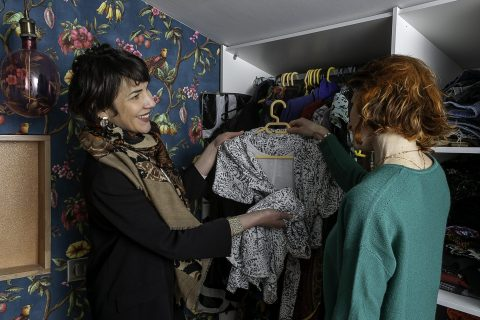 Meet Florie En Accord. Your Image Consultant in Lyon