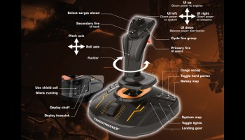Thrustmaster TFRP Rudder Pedals Features S M A R T Technology