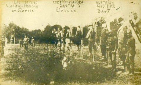 Масовне егзекуциjе Срба: Мачва 1914. Године