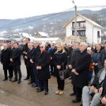 У Скеланима је данас одржан помен и положени су вијенаци на централни споменик за страдалих 69 становника, које су 16. јануара 1993. године убиле муслиманске снаге из Сребренице под командом Насера Орића.