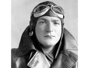 Авијатичар Лабуд Егић (Фото Приватна архива)
