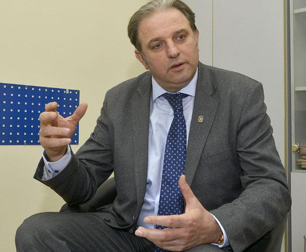 Адвокат Срђан Алексић Фото В. Данилов