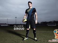 Olivier Giroud Pindah Klub Agar Bisa Tampil Piala Dunia 2018