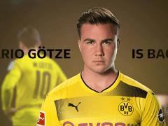 Gotze Yakin Bisa Bantu Jerman Pertahankan Piala Dunia