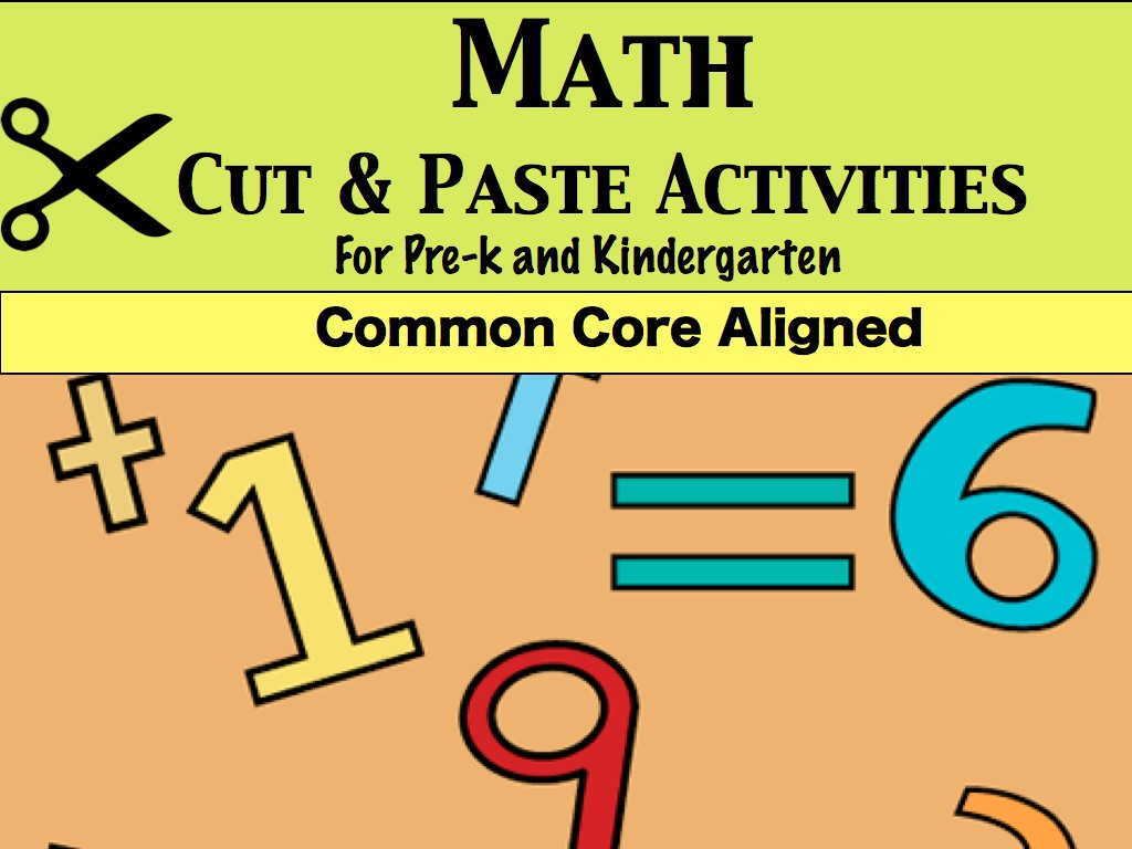 Cut And Paste Worksheet Common Core Verbs