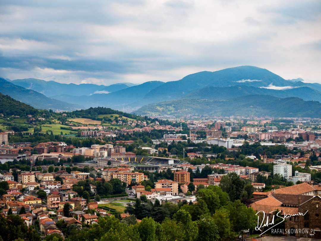 Góry nad Bergamo