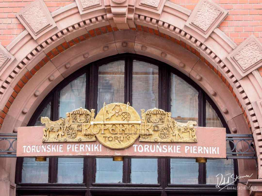 Kopernik Toruń - TORUŃSKIE PIERNIKI