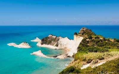 Cape Drastis – wizytówka wyspy Korfu