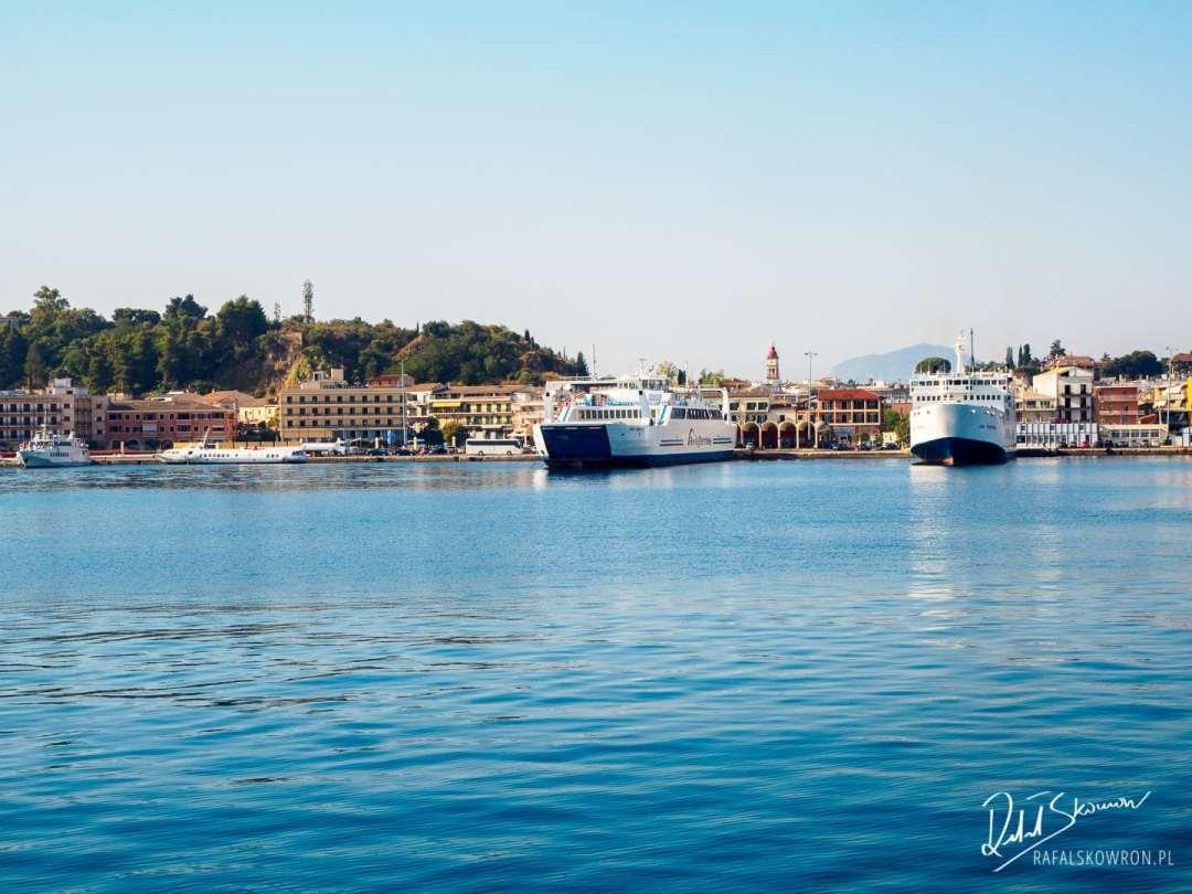 Port Korfu