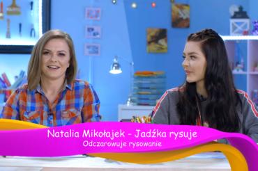 Jadźka, Jednorożec i My3 – czyli rysuj z nami w drugim sezonie programu.