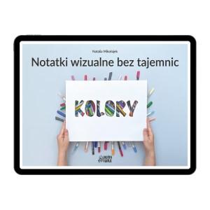 E-book Notatki wizualne bez tajemnic. Kolory