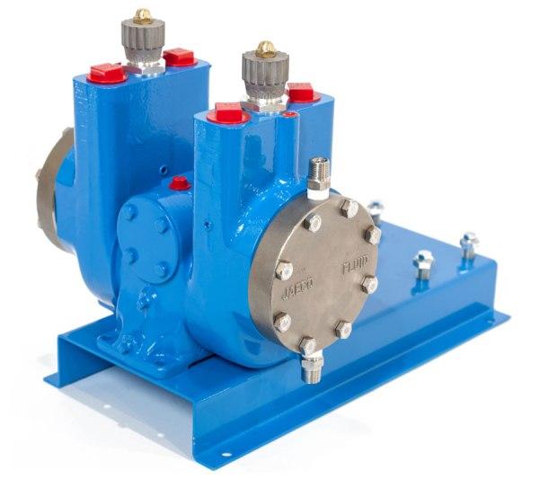 JAECO Fram Diaphragm Pumps Duplex