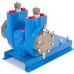 JAECO Fram Diaphragm Pumps Duplex