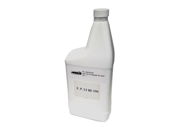 EP-50 Hydraulic Oil Quart