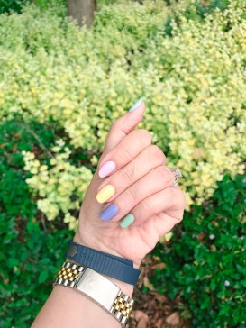 mani monday easter 3