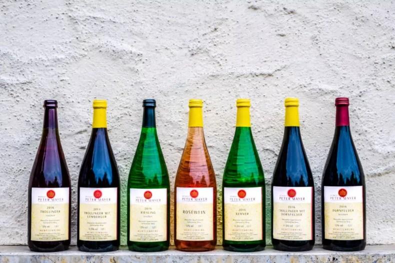 Feiner Wein Peter Meyer Edition Schwaben