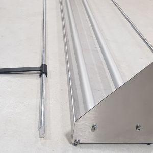 Folienabroller FAG160+ und Meterzählerhalter