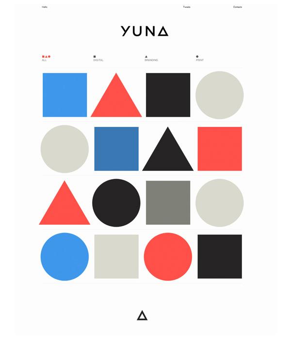 Webseite des Monats Februar von Yuna Kim