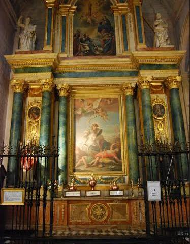 Capilla de Santiago. S.I. Catedral de Jaén