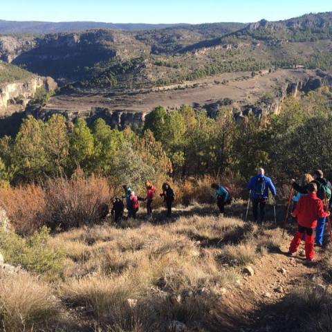 Así será la temporada de rutas de la Asociación Jacobea de Jaén