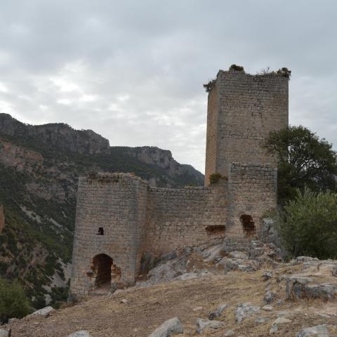 Se abre la inscripción para la ruta por la Sierra de Jaén junto a la aldea y Castillo de Otiñar, el domingo 28 de Octubre