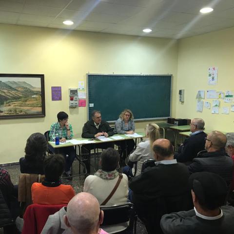 La Asociación Jacobea de Jaén celebró su Asamblea General