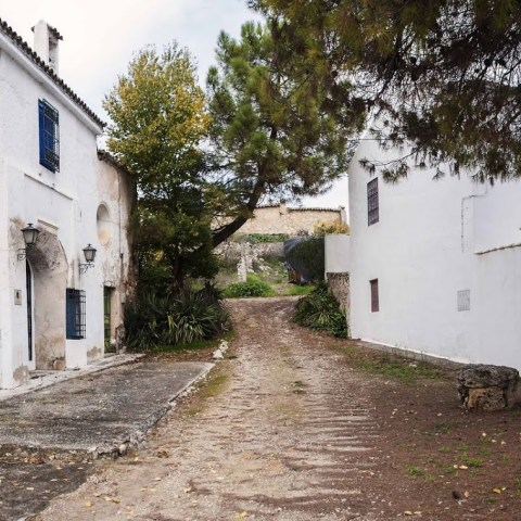 Se abre la inscripción para la ruta entre Campillo de Arenas a Carchelejo por el cortijo Casa Blanca y el Convento de Cazalla