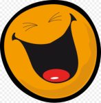 "kisspng vector smiley emoticon laughter clip art laughing 5ac1841c42d697.1993764015226317082738 e1548613663259 - Demostrado que la frase, ""No hay huevos"" haría entrar en trance y creerse Superman a los hombres"
