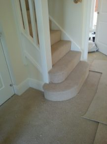 Double Bullnose - Carpet
