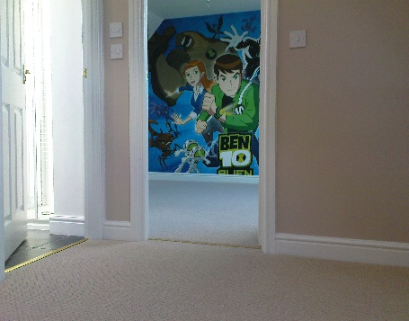 Ben10 Bedroom Carpet J A Flooring