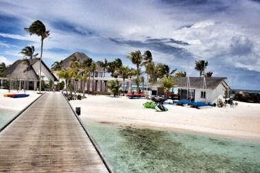 Flitterwochen Malediven: das eigene Tauchzentrum