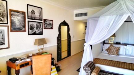 Das Zimmer im Hideaway of Nungwi