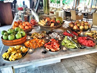 Das gesunde Frühstück im H-Resort