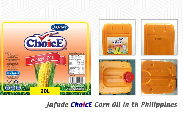 Best Selling Healthy Cooking Oils Brand in Philippines.