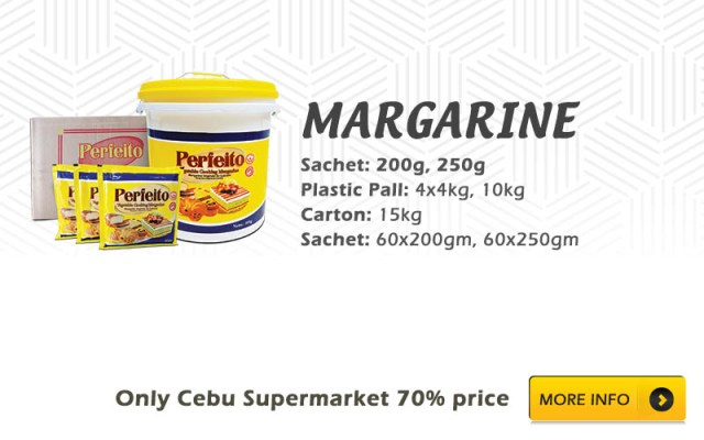 Philippines Margarine, Margarine from Philippines Supplier